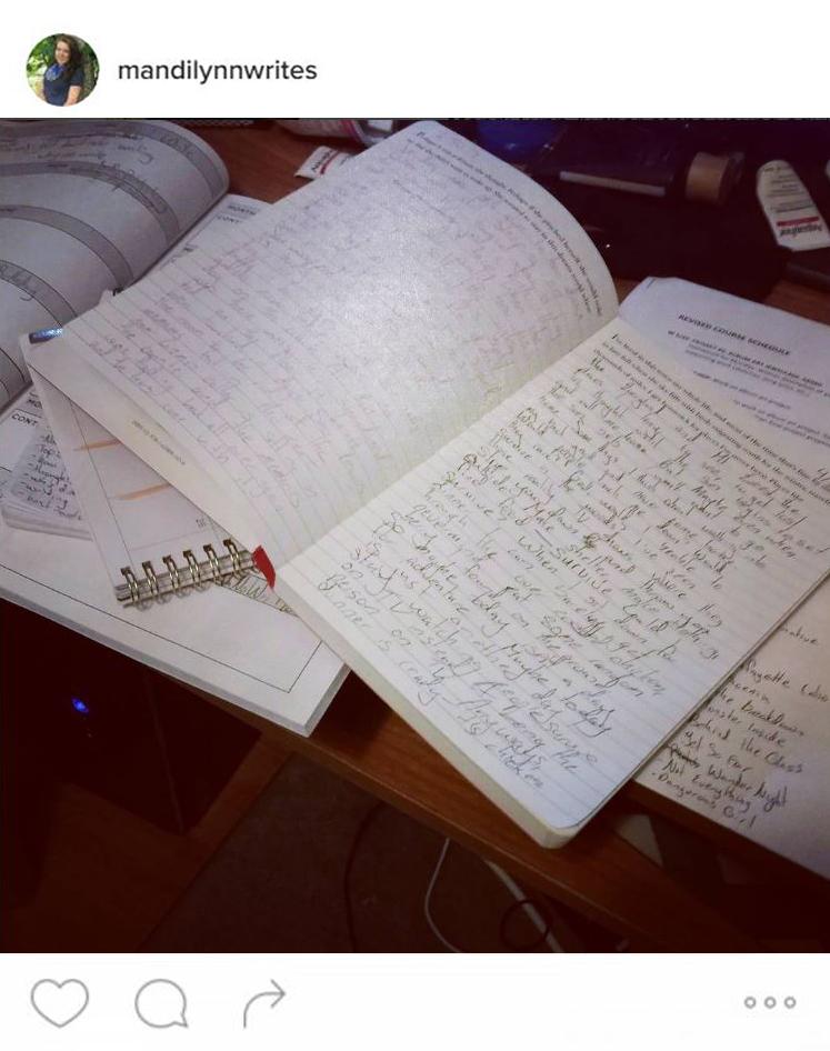 6 Reasons to Finish WRiting Your Novel #amwriting